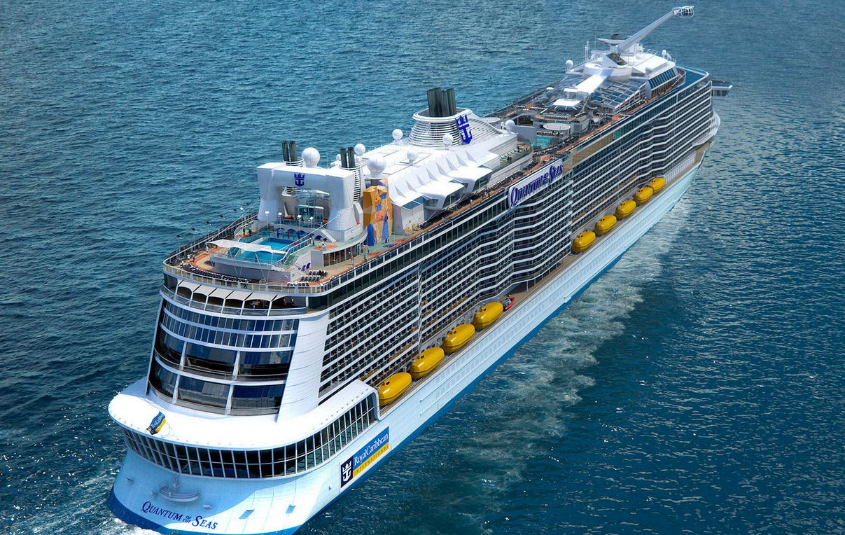 Quantum Of The Seas Promises A Mindblowing Maiden Voyage